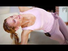 Core Power: Yoga Programm für sexy Bauch und schlanke Taille - Fortgeschrittene - YouTube