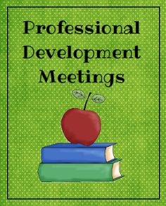 Teach123 - tips for teaching elementary school: Tips for Professional Development