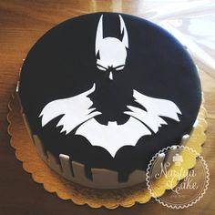 Торт-Брутал!))) #Batman #batmancake #dccake #dccomicscake