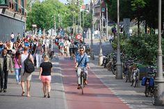 O que tem de ruim em Amsterdam? →