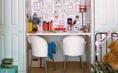 Tatiane Labarba: Decoração - Escrivaninha