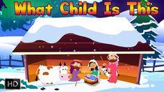 #christmas #songs #carols #santa #claus #jingle #bells #popular - What Child Is This Popular Christmas Carol 2015