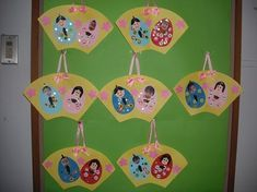 Preschool Crafts, Crafts For Kids, Japanese Art, Projects To Try, Frame, Blog, Montessori, School Stuff, Education