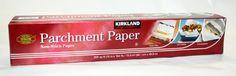Kirkland Signature Non Stick Parchment Paper 205 sq. ft.
