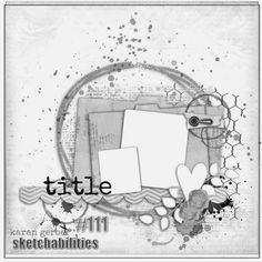Sketch #111- Design Team Reveal
