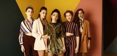 La girl band Ventino le apuesta a un sonido más global con 'Si Decides'