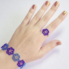 simple beads bracelet