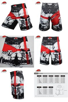 [Visit to Buy] SUOTF The new training Muay Thai fighting fitness Combat sports pants Tiger Muay Thai boxing clothing shorts mma pretorian boxeo #Advertisement