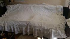Sofa - Bett - Überwurf