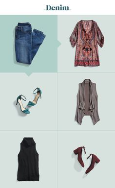Summer to Fall Transition Outfits