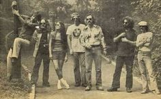 Grateful Dead - Bobby, Keith, Donna, Phil, Billy, Jerry and Mickey