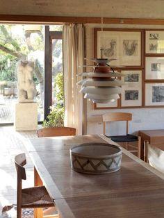 Designed by Borge Mogensen. #home #living #interior