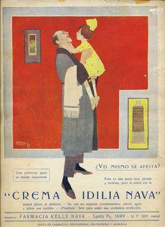 Julio+Málaga+Grenet.+Publicidad.+Crema+Idilina+Nava.+1918.jpeg (1090×1500)
