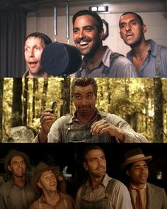 Oh Brother, Where Art Thou? when I was 4 I had this movie memorized. Watched it every day