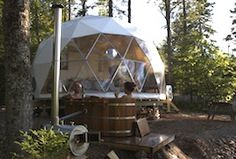 Glamping at Ridgeback Lodge  This looks crazy amazing!!
