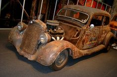 Mercedes Benz W136 170V Rat Rod 1939 by Henrik S., via Flickr