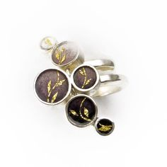 [:el]Δαχτυλίδι ασημένιο με σμάλτο - Χειροποίητα Κοσμήματα με Σμάλτο &…