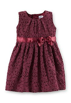 Carter's� Lace Bow Dress