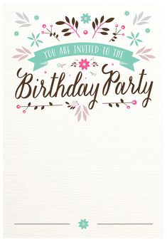 33 Best Free Printable Birthday Cards Images