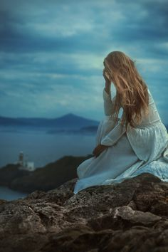 luxuriousimpressions:   Atop This Hill By  TJ Drysdale