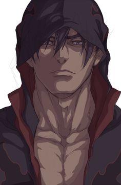 Tekken Jin Kazama art by istdog-rakgaki on Tumblr