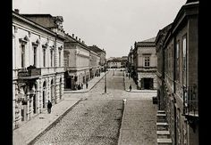 Knez Mihajlova at the beginning of 20th century