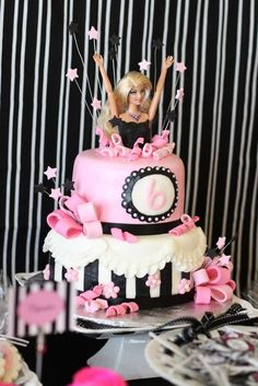 One of the cakes Ella likes :) Not telling you which one I am going to do though hee hee ;)