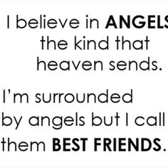 special friends...