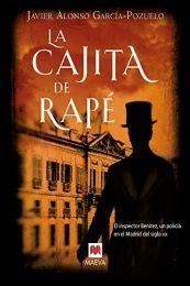 libro La cajita de rapé del autor Javier Alonso García-Pozuelo