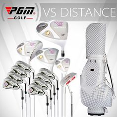 654.55$  Watch here - http://alim6h.worldwells.pw/go.php?t=32702173961 - PGM-VS for Ladies, Titanium alloy for the driver. Full golf set in graphite shaft. Professional Luxury golf clubs complete set