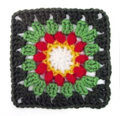 Motif of the Month – Crochet Ever After