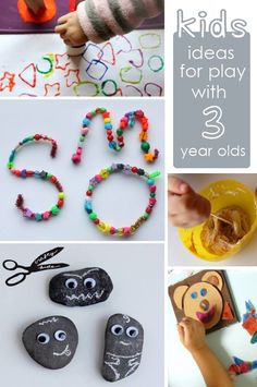 activities for 3 year olds to do