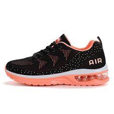 JEDVOO Hommes Femme Chaussures de Sports Course Fitness Gym Athlétique Baskets  Sneakers Chaussures de Multisports Outdoor a6c11e054b6