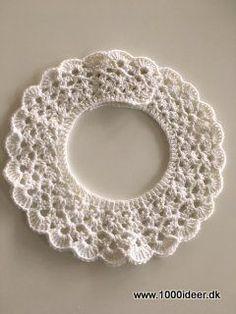 Der er anvendt en rest bomuldsgarn nr. 8 og hæklenål nr. 3. Jeg har bruge samme grundmål som i opskrift med nummer dk.17.05.003. Man kan nemt justere størrelse ved at bruge flere eller færre masker. Knitting For Kids, Crochet For Kids, Baby Knitting Patterns, Baby Patterns, Crochet Patterns, Crochet Backpack Pattern, Crochet Collar Pattern, Crochet Lace Collar, Newborn Crochet