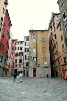 Le Terrazze del Ducale, Genova | genova(e provincia) | Pinterest