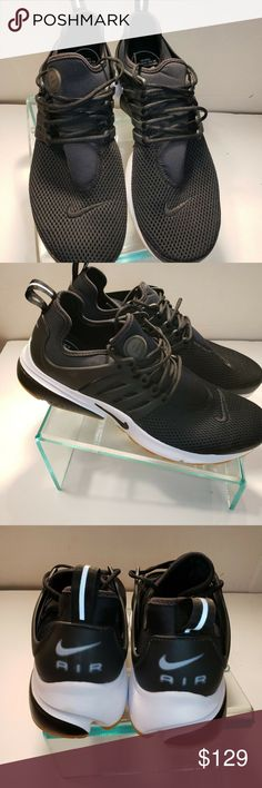 low priced 2978f d68a9 NIKE AIR PRESTO RUNNING WOMENS SZ 12 ITEM  NIKE W AIR PRESTO SIZE  WOMENS