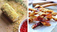 Party food in a snap: Dress up simple ingredients for 5 instant appetizers