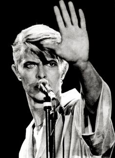 Stay. Bowie. Station to Station. Stage