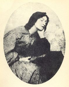 Elizabeth Siddal- model and muse to pre-Raphaelite painters