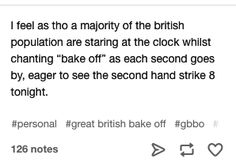 """24 Jokes About """"Bake Off"""" That Are Funny And True"""