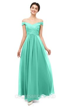 5cd644d1eb28 Bridesmaid Dresses Off The Shoulder Pleated Short Sleeve Romantic Zip up A- line on sale