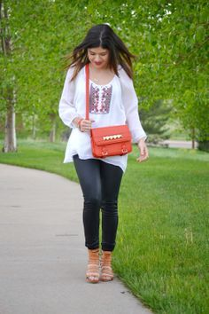 CHIC TALK : PEASANT TOP