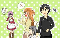 Asuna like you so you and how you feel Yui is now?