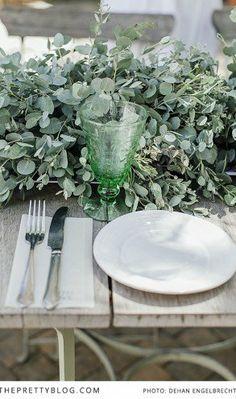 Green glassware | Photographer: @Damaris Hanson Engelbrecht, Venue & Food: The Birdcage, Wonki Ware Jugs & Platters, Wooden Boards, Glassware & Wooden Boards: Poetry