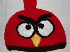 Angry Birds child size Beanie