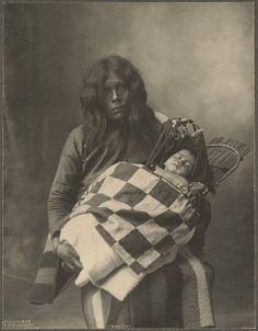 Les portraits d'Indiens de Frank A. Rinehart portrait indien