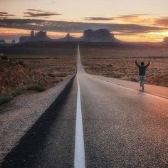 #Repost @capochino67:@Regrann from @manuel_hutama -  A shot of highway 163 at Monument Valley Utah made famous by the Forrest Gump movie.  I was so lucky to find a real life Forrest Gump running along the highway at sunset.  . . . .  #ig_worldclub  #igpodium #main_vision #sunset_vision #global_hotshotz #awesomeearth #thebestdestination #fantastic_earth #discoverglobe #earthmagazine #wonderful_places #earthvacations  #world_shotz #worldbestshot #bestnatureshot #arte_objetiva…