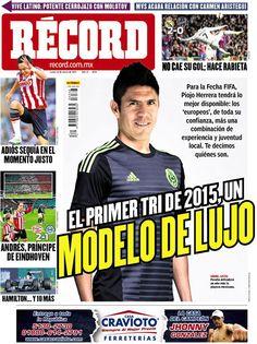 México - RÉCORD 16 de marzo del 2015