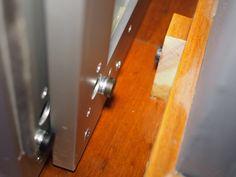 Materials: Pax Lyngdal sliding doors, screws, washers, plastic caps, sweat and…