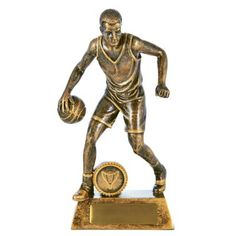 All Action Basketball Male Basketball Trophies, Basketball Awards, Action, Statue, Female, Group Action, Sculpture, Sculptures